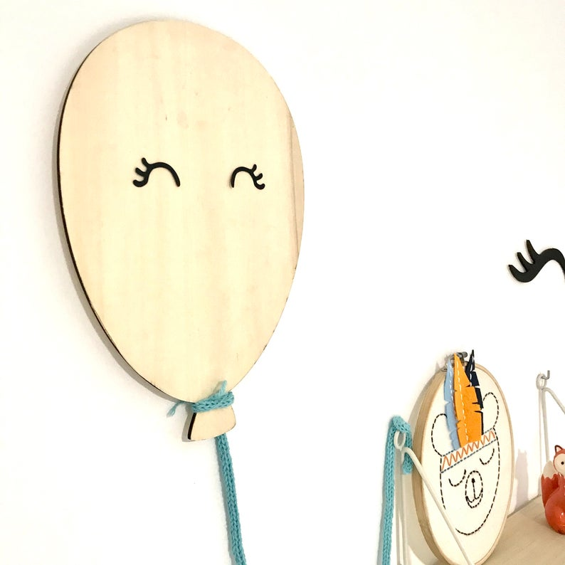 Ballon en bois