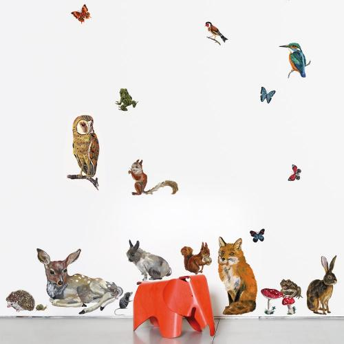 Stickers les animaux