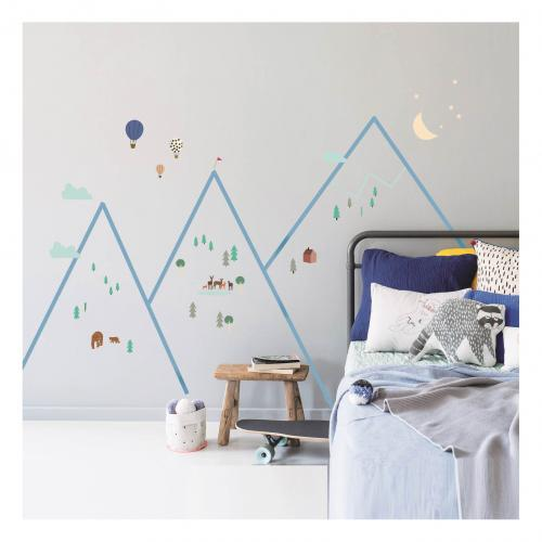 Stickers montagnes