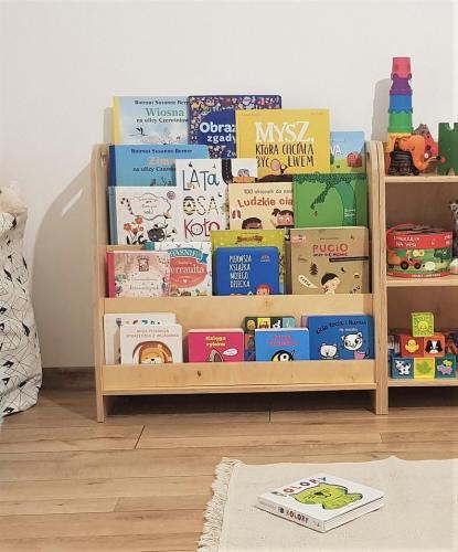 Bibliothèque montessori