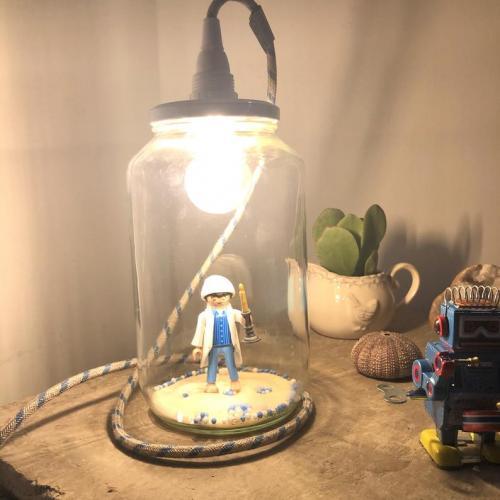 Lampe playmobil