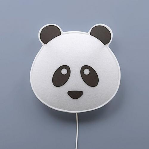 Applique murale panda