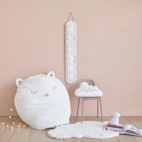 Veilleuse chat blanc