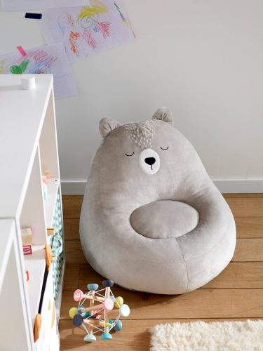 Fauteuil forme ours